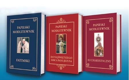 Picture of Modlitewniki papieskie - Fatimski, Do NSPJ, Eucharystyczny