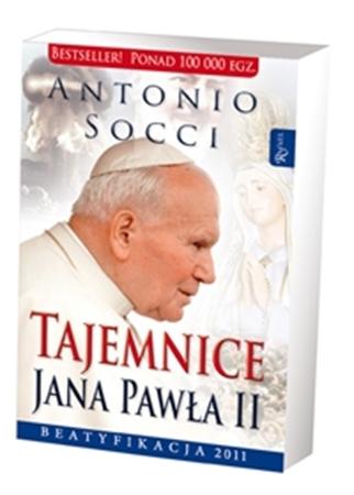 Picture of Tajemnice Jana Pawła II