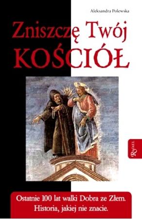 Picture of Zniszczę Twój Kościół