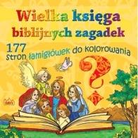 Picture of Wielka księga biblijnych zagadek