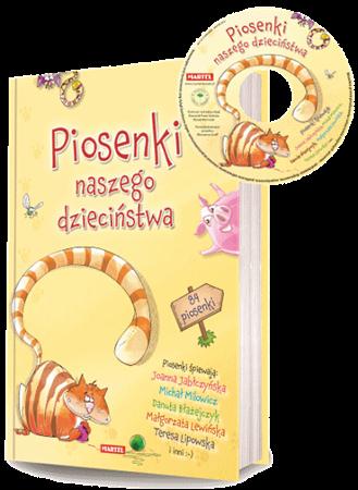 Picture of Piosenki naszego dzieciństwa (z płytą CD)