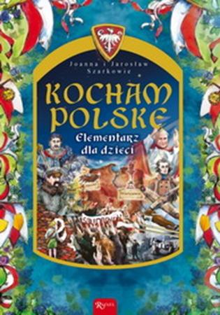 Picture of Kocham Polskę. Elementarz dla dzieci