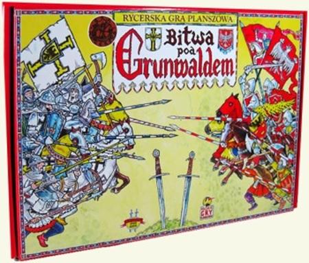 Picture of Bitwa pod Grunwaldem. Gra planszowa