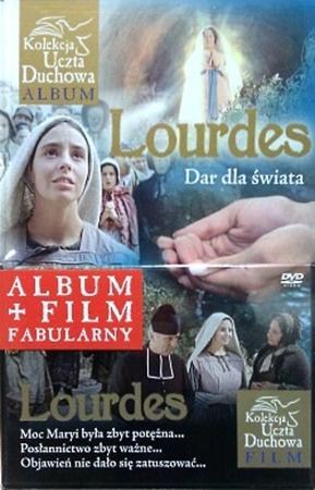 Picture of Lourdes. Dar dla świata. Album z filmem DVD