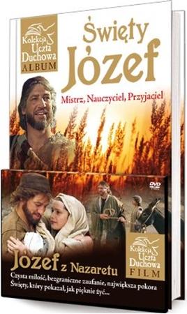 Picture of Święty Józef. Album z filmem DVD