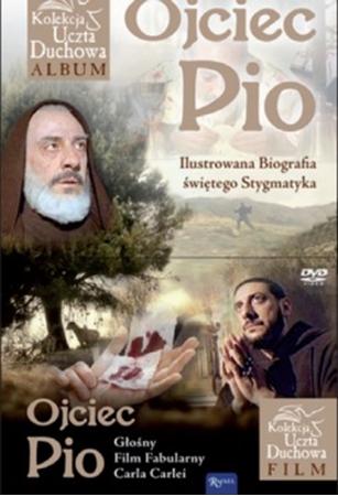 Picture of Ojciec Pio z Pietrelciny. Album z filmem DVD