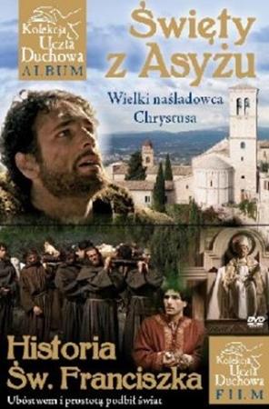 Picture of Święty z Asyżu. Album z filmem DVD