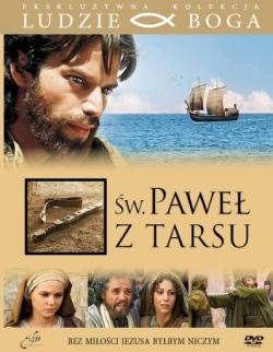 Święty Paweł z Tarsu. Książka z filmem DVD