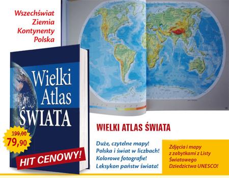 Picture of Wielki Atlas Świata