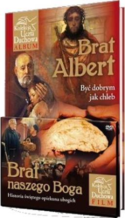 Picture of Brat Albert. Album z filmem DVD