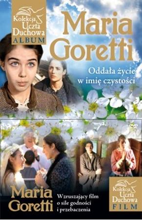 Picture of Maria Goretti. Oddała życie... Album z filmem DVD