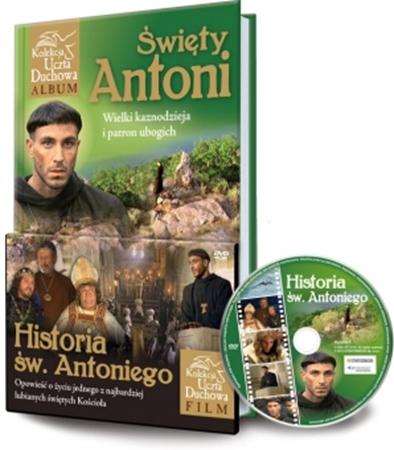 Picture of Święty Antoni. Album z filmem DVD