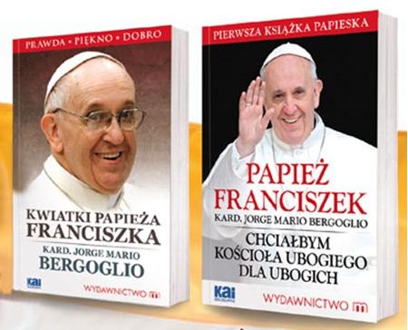 Picture of Franciszek. Papież jakiego nie znacie - Pakiet książek