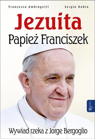 Picture of Jezuita. Papież Franciszek (opr. twarda)