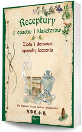 Picture of Receptury z opactw i klasztorów