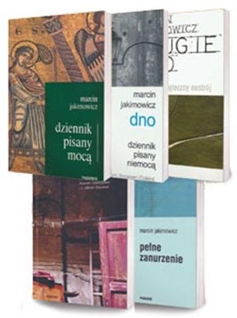 Picture of Marcin Jakimowicz - Komplet 5 książek - Biblioteczka RuAH