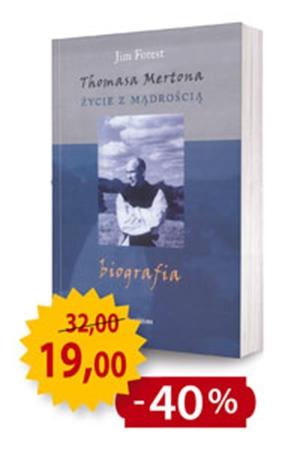 Picture of Thomasa Mertona życie z mądrością. Biografia