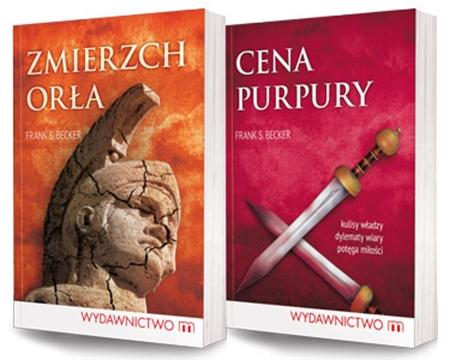 Picture of Zmierzch orła - Cena purpury - Pakiet 2 książek