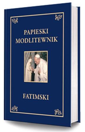 Picture of Papieski modlitewnik fatimski