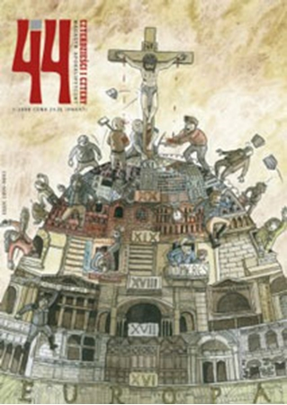Picture of 44 / Czterdzieści i Cztery nr 1/2008