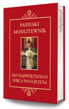 Picture of Papieski modlitewnik do Najświętszego Serca Pana Jezusa
