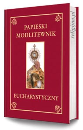 Picture of Papieski modlitewnik eucharystyczny