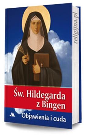 Picture of Św. Hildegarda z Bingen. Objawienia i cuda