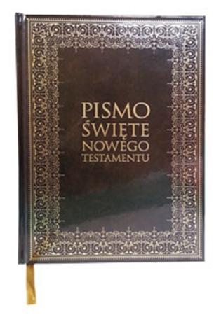 Picture of Pismo Święte Nowego Testamentu (duże litery)
