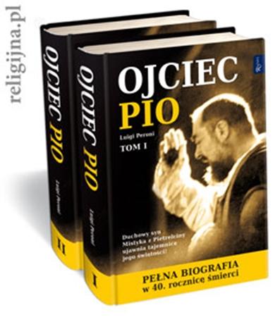 Picture of Ojciec Pio. Pełna biografia w 40. rocznicę śmierci. T. I i II