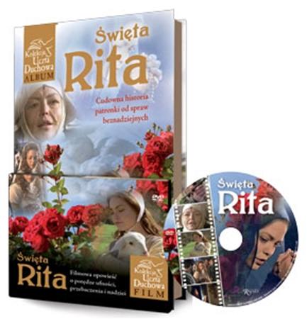 Picture of Święta Rita. Album z filmem DVD