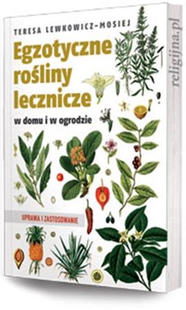 Picture of Egzotyczne rośliny lecznicze. Uprawa i zastosowanie
