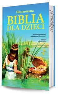Picture of Ilustrowana Biblia dla dzieci