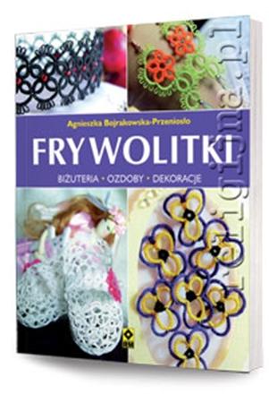 Picture of Frywolitki. Biżuteria, ozdoby, dekoracje