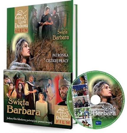 Picture of Święta Barbara. Album z filmem DVD