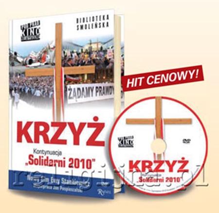 Picture of Krzyż. Książka z filmem DVD