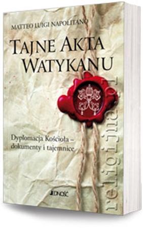 Picture of Tajne akta Watykanu