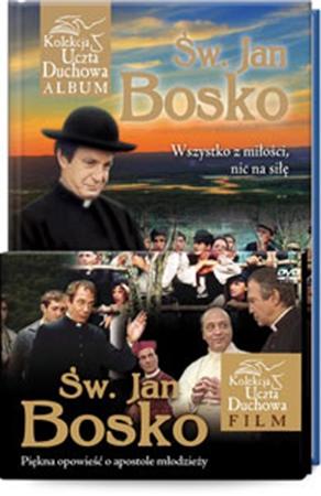 Picture of Św. Jan Bosko. Album z filmem DVD