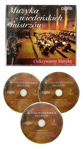 Picture of Muzyka wiedeńskich mistrzów