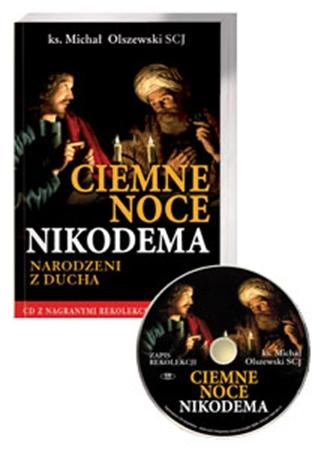 Picture of Ciemne noce Nikodema. Z płytą CD