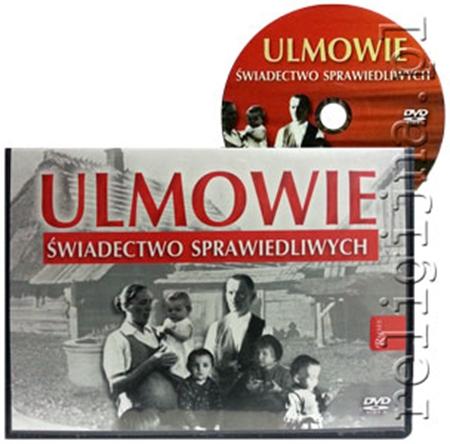 Picture of Ulmowie. Świadectwo sprawiedliwych. Film dok. DVD