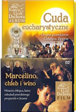 Picture of Cuda eucharystyczne. Marcelino, chleb i wino. Album z filmem DVD