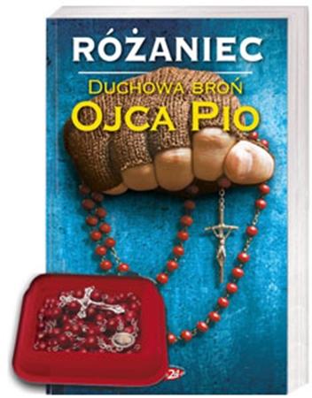 Picture of Różaniec. Broń duchowa Ojca Pio. Z różańcem w prezencie