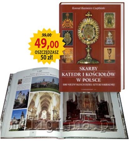 Picture of Skarby katedr i kościołów w Polsce