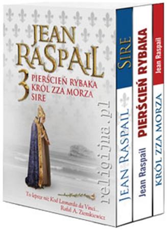 Picture of Jean Raspail - komplet 3 książek