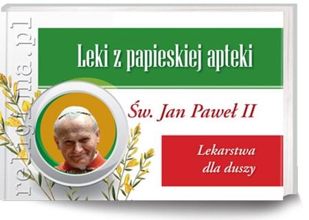 Picture of Leki z papieskiej apteki (jeden tom)
