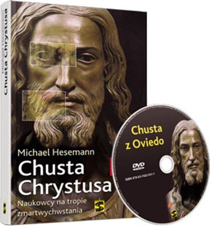 Picture of Chusta Chrystusa. Naukowcy na tropie zmartwychwstania - z filmem DVD