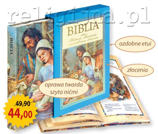 Picture of Biblia. Historia zbawienia opowiedziana dzieciom