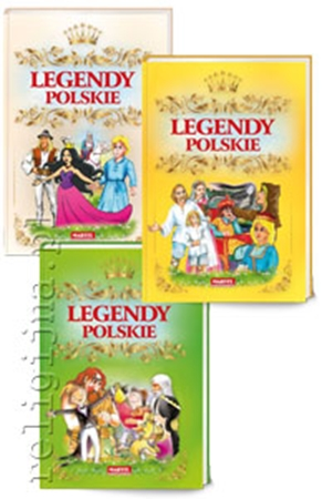 Picture of Legendy polskie. Tom 1-3