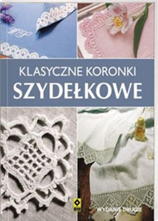 Picture of Klasyczne koronki szydełkowe