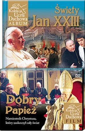 Picture of Święty Jan XXIII. Album z filmem DVD